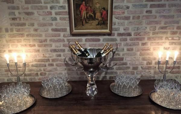 Champagnemoment